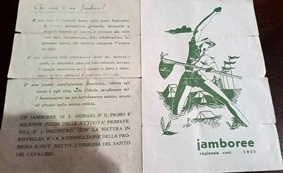 SAN GIORGIO 1952 a SPEZZANO